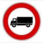 Divieto di circolazione veicoli industriali: scatta alle 16 di oggi!!