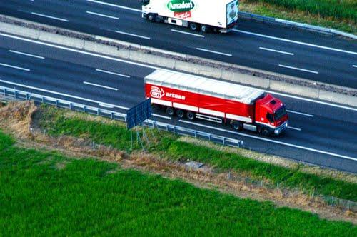 divieto camion autostrada