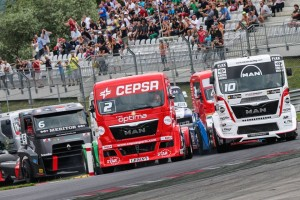 european trucking race 2013