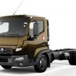 D Cab 2m: il nuovo veicolo urbano di Renault Trucks