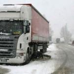 Obbligo catene da neve per camion: la direttiva è rivolta a tutti i veicoli a motore