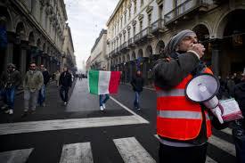 protesta dei forconi