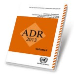 ADR 2013: le norme in vigore