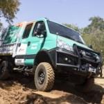 Dakar 2015 e gli sfortunati Iveco di De Rooy