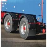 Paraspruzzi per camion: come superare i controlli e la revisione