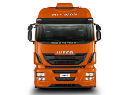 Iveco Stralis Hiway 2014