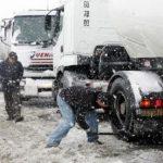 Come si montano le catene da neve per camion