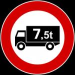 Calendario blocco mezzi pesanti 2017 e deroghe