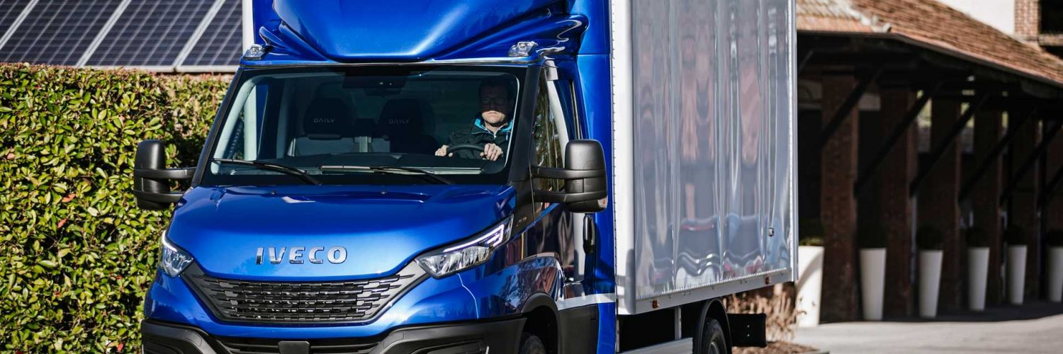 Nuovo Iveco Daily Restyling