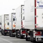 Trasporto merci conto proprio e conto terzi: fasce di segnalazione
