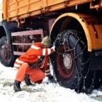 Obbligo catene da neve o pneumatici invernali a bordo