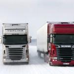 Anas: obbligatori gli pneumatici invernali per i veicoli industriali. I tratti stradali e autostradali interessati.