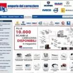 Emporio del Carrozziere Ricambi per veicoli industriali e commerciali ON LINE!