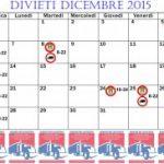 Blocco mezzi pesanti Dicembre 2015