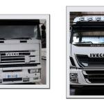 Ricambi veicoli industriali: kit di modifica da Eurostar a Stralis Hi Way 2014